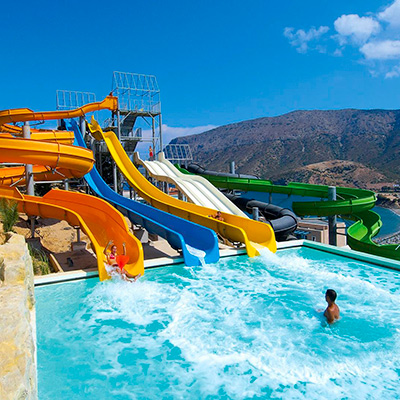 FODELE BEACH & WATERPARK HOLIDAYS RESORT 5*